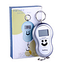 Portable Digital High-Load Weighting Hook Scale (40kg Max / 20g Resolution)