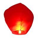 céu voando luz Kongming lanterna (cor aleatória)