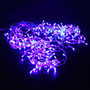 5M 200-LED Blue Light 8 Sparking Modes Christmas Fairy String Lamp (220V)