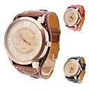 Buy Women's Watch Fashion Big Dial PU Band Cool Watches Unique