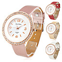 Women's Watch Fashion Diamante Gold Crystal Case