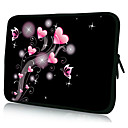 Heart Bubbles Neoprene Laptop Sleeve Case for 10-15