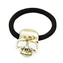 Jefe de moda Skull Hair Band (color al azar)