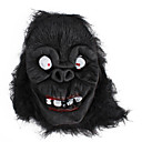 Scary Gorilla Leatherface Mask Headgear for Halloween Costume Party (Random Style)