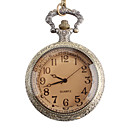 Men's Alloy Analog Quartz Pocket Watch (Bronze)