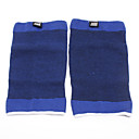 HAOMAI Blue Cotton+Polyester+Elastic Comfortable/Professional Protective Support for Knee 3124