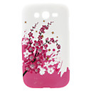 Plum Flower Pattern Hard Case for Samsung Galaxy Grand DUOS I9082