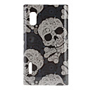 Fajne Wzór Skull Hard Case do LG E612 Optimus L5