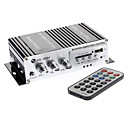 Professionel Lepai 2020 + Bil Motor Cycle 2 x 20W Forstærker 2CH Hi-Fi Stereo Power Amplifier