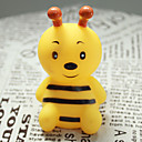 Cute Bee Style Rubber Squeaking Toys for Dogs Cats