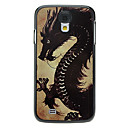 Dragon Pattern Aluminum Hard Case for Samsung Galaxy S4 I9500