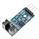 Buy LM393 Comparator Speed Sensor Module (For Arduino)-Blue (Works Official Arduino) Boards)