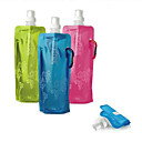 480mL Collapsible Water Bag(Random Colors)