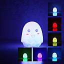 Eggshell Shaped Colorful LED Night Light