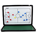 Magnetisk Football Coaching Board (2Pens + tavelsudd + Magnets)