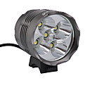 SingFire SF-807B 5-Mode 5xCree XM-L T6 LED (4000LM, 6x18650, Gray)
