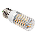 E26/E27 7 W 138 SMD 3528 620-640 LM Warm White T Corn Bulbs AC 220-240 V