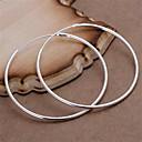 Sterling Silver örhängen mode smycken