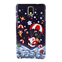 Santa Claus in the Air Back Case for Samsung Galaxy Note 3