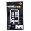 Professional Espelho LCD protetor de tela com pano de limpeza para iPhone 5/5S/5C