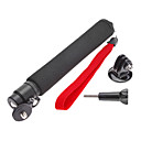 Extendable Handheld Monopod For Camera w/ Gopro tripod and Screw