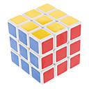 Shengshou bílá 3x3x3 jaro Rychlost Kouzelná kostka