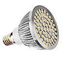 E14 3 W 60 SMD 3528 240 LM Warm White MR16 Spot Lights AC 110-130 / AC 220-240 V