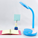 1.8W 36-LED Flexible Rechargeable Table/Desk Lamps(Blue)