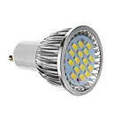 6 GU10 - Spotlamper (Kølig hvid 640 lm- AC 85-265