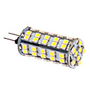 G4 5 W 66 SMD 3020 380 LM Cool White Corn Bulbs DC 12 V