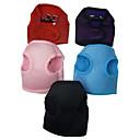 Dog Harness Breathable Red / Black / Blue / Pink / Purple Textile / Sponge / Mesh