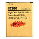2850mAh сотовый телефон аккумулятор для Samsung i9300 Galaxy S3 S 3 SIII S III EB-L1G6LLU