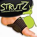 2 Indstil Sport Care Foot Pad til udendørs sport