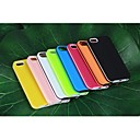 Solid Color Full Body TPU Cases for iPone5/5S