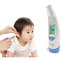 Buy Digital 32.0 - 42.0 Degree Infrared Led Display Ears Thermometer Household