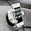 Universal In-Car Holder for iPhone4/4S, 5/5S, 5C (assortert farge)