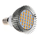 E14 7 W 30 SMD 2835 480-580 LM Warm White MR16 Corn Bulbs AC 220-240 V