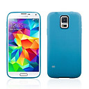 Classic Solid Color Silicone Back Case for Samsung S5(Assortd Color)