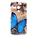 Beautiful Butterfly Pattern Plastic Hard Case for Motorala Moto G