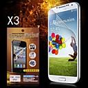 Buy Protective HD Screen Protector Samsung Galaxy S4 I9500(3PCS)