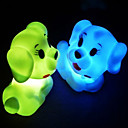 Puppy Rotocast Color-changing Night Light