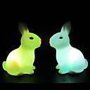 Rabbit Rotocast Color-changing Night Light