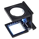ZW-9005A Portable Folding 10X Fabric Checking Magnifier