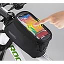 自転車用フレームバッグ / 携帯電話バッグ / サイクリングバッグ 防水 / 速乾 / 防塵 / 耐久性 / タッチスクリーン サイクリング ポリ塩化ビニル / テリレン イエロー / レッド / ブラック / ブルー