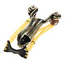 haltbaren Metall Jagd Steinschleuder mit Gummiband