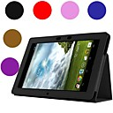 Shy Bear™ Leather Tablet Cover Case for Asus Memo Pad 10 ME301T 10.1 Inch