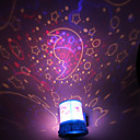 DIY Maan Romantische Galaxy Sterrenhemel Projector Night Light voor Vier Kerstmis Festival