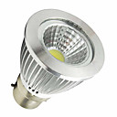 LOHAS Spot Lampen MR16 E14 / GU10 / B22 / E26/E27 6 W 450-500 LM 6000-6500K K 1 High Power LED Warmes Weiß / Kühles Weiß AC 100-240 V