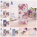 Small Fresh Florals Pattern Plastic Hard Case for iPhone 6