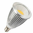 7W E14 LED Spot Lampen MR16 1 High Power LED 550-630 lm Kühles Weiß DC 12 V